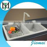 artificial stone sink quartz kitchen sink,granite sink,acrylic sink and stone resin sink