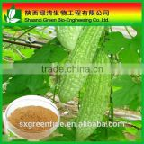 High quality Bitter Melon Extract Charantin10% for blood sugar levels and blood pressure