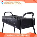 New Arrival Creative Balcony Large Barrel Bbq Charcoal Grill