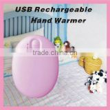 Promotional gift usb rechargeable hand warmer