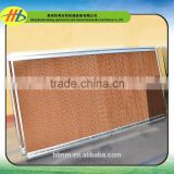 amazing price evaporative cooling pad/ honey comb cooling pad for poultry farm or greenhouse