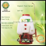 25L china agricultural machinery, pesticide spray equipment, knapsack power sprayer KXF-767