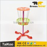 FSB1024 children toy high quality professional factory disc golf basket