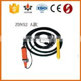 ZDN52 Model A Electric Adjustable Force Surface Concrete Vibrator