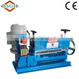 New wire stripping and separating machinery chop to 220v used copper wire processing machine