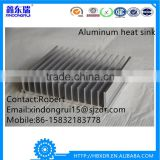 Radiator aluminum, high performance, a variety of processing technology, welcome customer consultation