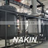 Waste Blacking Engine Oil Cleaning Machine/ Oil Recycling Regeneration Machine/Oil Treatment Machine