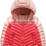 high quality winter infant coat baby padded jacket girls padded jackets baby girls down feather coat