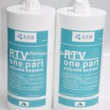 Guangdong Glue Manufacturer High-temp flexible Low Viscosity General Purpose RTV Neutral Cured Silicone Rubber S/2600ml