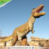 Well-received huge size animatronic lifelike dinosaur