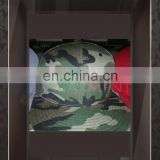 Customized Logo Printing Camouflage color military Hip Hop Cap