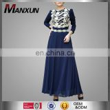 Dongguan Manufacture Muslim Evening Dress Graceful Paillette Long Jilbah Hot Sales Arabic Dubai Abaya Online