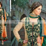 Beautiful Party Wear Long Anarkali Heavy Dress Designer Salwar Kameez Anarkali Bridal Dresses R1354