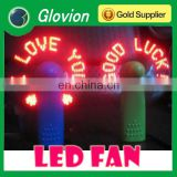 plastic hand fan kids hand fan led led lighted hand fans