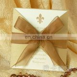folding wedding invitation cards models
