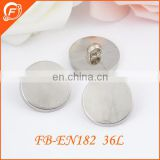 quality plating plastic sewing button for garment