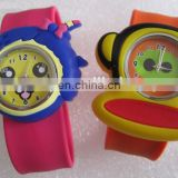 cheap hot promotional items- OEM promotional kids slap watch