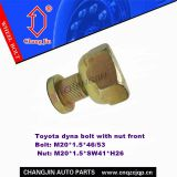 Toyota dyna PS140 front bolt with nut