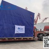 Shanghai to Patong Indonesia sea freight logistic service