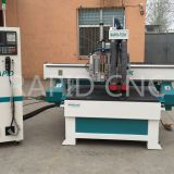 High quality Pneumatic RD1350 CNC Router With 2 Spindles And Boring Unit 3 axis drilling machine