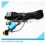 New style electrical 35w 12v Hid Xenon 9004 9007 Controller Hid Relay for car fog light wire harnress