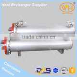 Made in china70kw air to water heat exchanger, water cooled heat exchanger core, heat exchanger