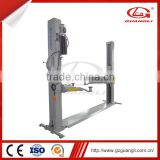 Chinese factory top quality two post <b>electric</b> car lift <b>jack</b> with 380V imported pump