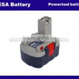14.4V Ni-MH Batteries for Bosch Cordless Drill GDR 14.4V , PSR 14.4V , PSB 14.4V 3000mAh battery