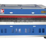 GLC-1810TF leather laser cutting machine for fabric on apparel and textile
