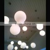 WorkWell hot sale hanging decorative balls lights with color change TYB20                                                                         Quality Choice