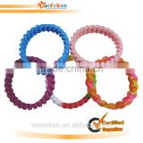New design and fashionable silicone loom bands suppiler