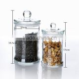 tea/beans/dried fruit glass bottle