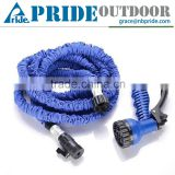 New Product Automatic High Pressure Magic Flexible Water Retractable Expandable Garden Hose                                                                         Quality Choice