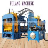 2015 New style fully auto concrete bricks machine block plant for brick factory or individ