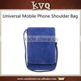 New Model Universal Leather Case for LG Ray with Shoulder Strap