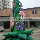 inflatable flower for stage decoration