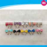Girls Bowknot dust plug , Anti dust plug charm for all phone universal