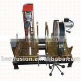 SHT315 Drainage Workshop welding machine for Drainage System pipes from 90 to 315