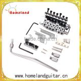 7 strings Chrome Guitar Tremolo Bridge Double Locking System right hand