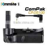 Commlite ComPak Battery Grip Vertical Battery pack for Nikon D5100 D5200 D5300