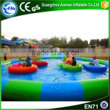 New style outdoor custom giant inflatable unicorn pool float swimming pool
