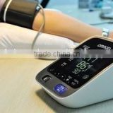digital sphygmomanometer arm type blood pressure monitor /heartbeat pulse systolic testing monitor