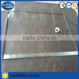 8mm thick chemical resistant tempered glass plate on sale                                                                                                         Supplier's Choice
