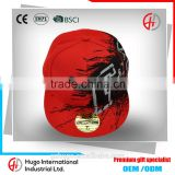 Cool Fashion Cotton Twill Adjustable Sublimation Printing Snapback HipHop Cap                                                                         Quality Choice