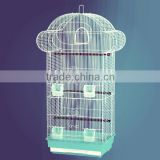Foldable metal wire bird cages, bird house, bird nest for parrot