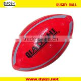 Official size rubber rugby stress ball for sales