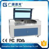 Guangzhou CO2 and CNC Laser Cutting Machine for wood and other non-metallic material