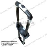 New retractable/extendable/pulling trolley handles for internal luggage