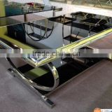 table coffee modern,japanese coffee table,glass tea table design DJ209                                                                         Quality Choice
