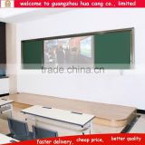 2016 China Aluminum frame magnetic green blackboard